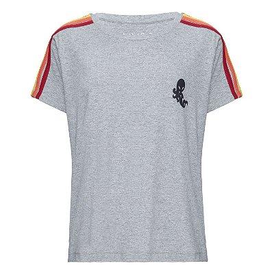 Camiseta Rainbow Mescla Primaria