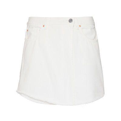 Shorts Saia Sarja Off White