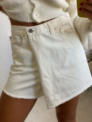 Shorts Saia Sarja Off White