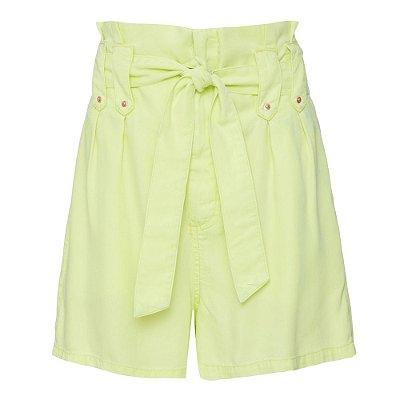 Shorts Passante Lime