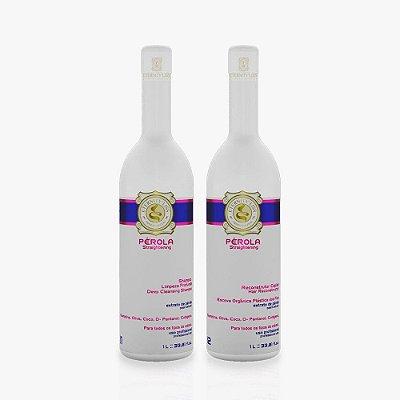 Pérola Orgânica - Kit 1L