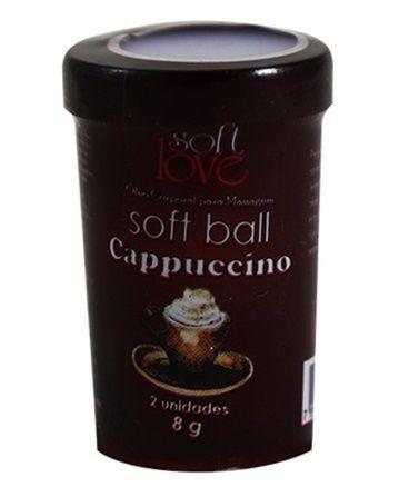 Bolinha Cappuccino