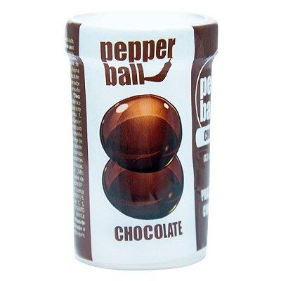 Bolinha Beijável Chocolate