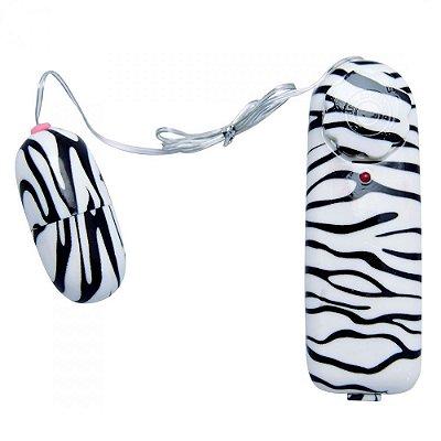 Bullet Printed Zebra