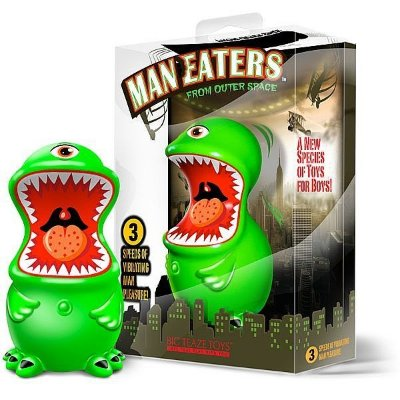 Vibrador e Masturbador Man Eaters from Outer Space