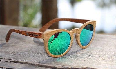 Cat - Lente verde