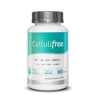 Anti Celulite Celulifree- 60 Cápsulas  Gel  - Ekobé