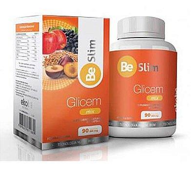 Controle da Glicose Be Slim Glicem - 90 Caps Gel  - Ekobé