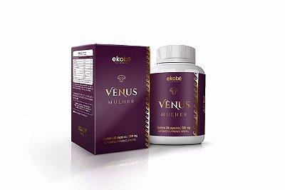 Saúde Sexual da Mulher Vênus 30 Cápsulas - Ekobé