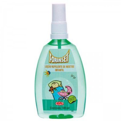 Loção Repelente Infantil 100 ml Spray- Forinset