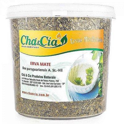 Erva Mate- Ilex Paraguariensis- Pote 120 grs- Cha e Cia