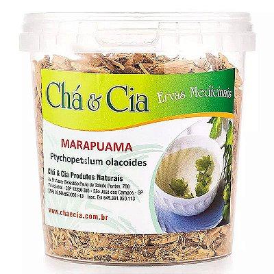 Marapuama- Ptychopetalum Olacoides- Pote 100grs- Cha e Cia