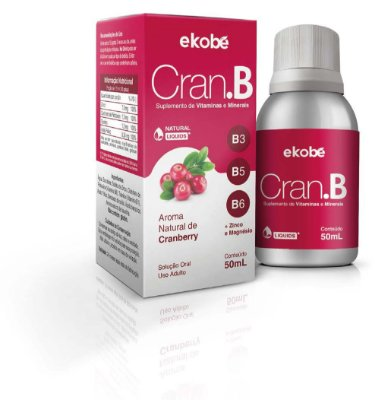 Cranberry- 50 ml- Ekobé
