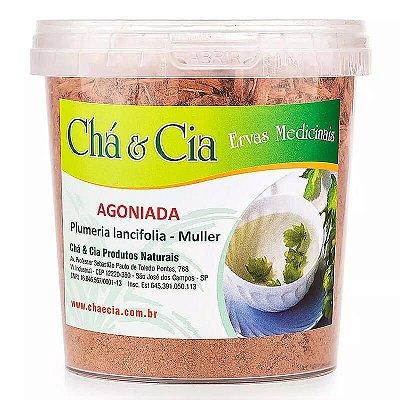 Agoniada- Plumeria Lancifolia Pote 100 grs- Cha e Cia