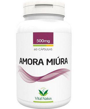 Amora Miura  60 Cápsulas 500 mgs - Vital Natus
