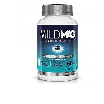 Anti Estresse Mild Mag - 60 Cápsulas Gel -  Ekobé