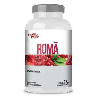 Romã  60 Caps  350 mgs  - Chá Mais