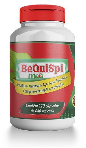Bequispi Mais 120 Capsulas 600 mg - Promel