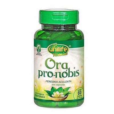 Ora Pro Nobis 60 Capsulas - Unilife