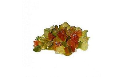 Frutas Cristalizadas - 200 grs - Deluf Store