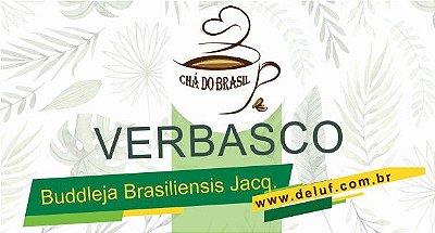 Verbasco- Buddleja Brasiliensis - 250 gr. - Cha do Brasil