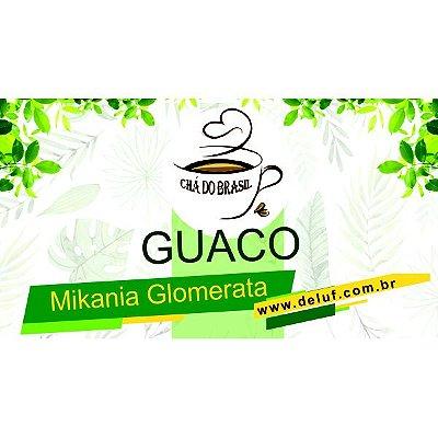 Guaco - Mikania Glomerata - 250 grs - Cha do Brasil
