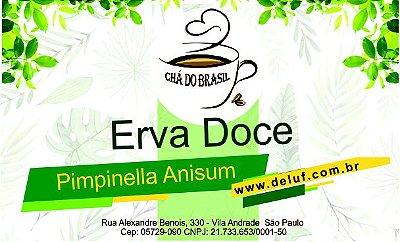 Erva Doce - Pimpinella Anisum - 250 grs- Cha do Brasil