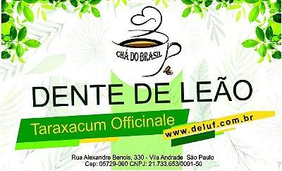 Dente de Leão - Taraxacum Officinale - 250 grs - Cha do Brasil