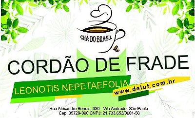 Cordão de Frade - Leonotis Nepetaefolia- 250 grs - Cha do Brasil