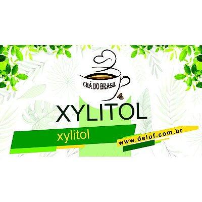 Xylitol Adoçante Natural - 250 gr - Cha do Brasil