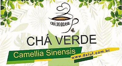 Chá Verde - Camellia Sinensis - 250 grs - Cha do Brasil