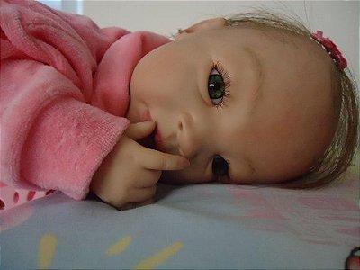 Bebê reborn kit nacional Tatá