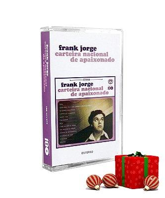 K7 - Frank Jorge - Carteira Nacional de Apaixonado (Edição Limitada)