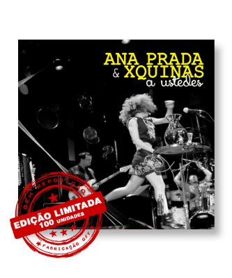 Ana Prada & XQuinas - A Ustedes