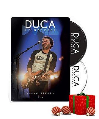 DVD + CD Plano Aberto Ao Vivo - Duca Leindecker
