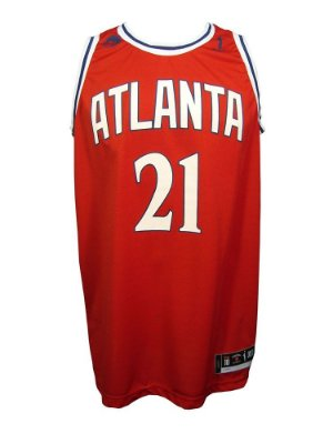 Regata Basquete Atlanta 21 Vermelho