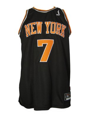 Regata Basquete New York 7 pro Preto