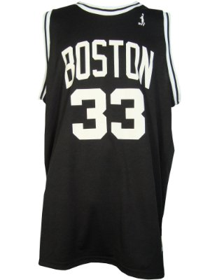 Regata Basquete Boston 33 big Preto