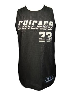 Regata Basquete Chicago Dupla Face