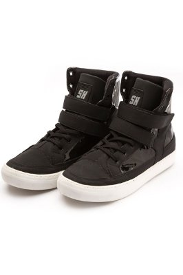 Tênis Sneaker Black Superhot