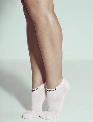 Meia Sapatilha Trainer Socks Rose Superhot
