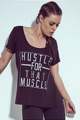 Blusa That Muscle Black Superhot