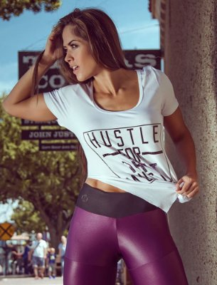 Blusa That Muscle White Superhot
