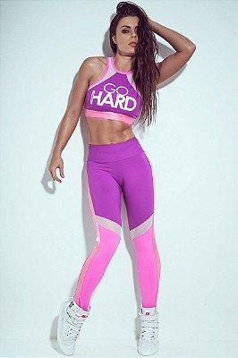 Calça Legging  Westle Pink Superhot