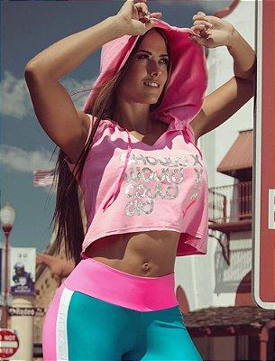 Blusa Choices Pink Superhot