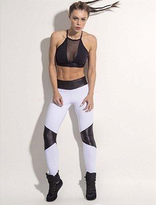 Calça Legging Attraction White Superhot