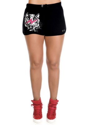 Shorts Molecotton Tiger Rock Code