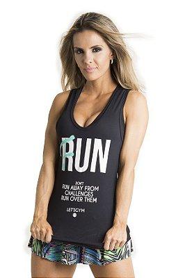 Regata Fun Run Preta Let's Gym