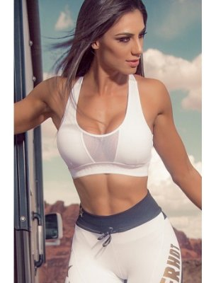 Top Sexy Middle White Superhot