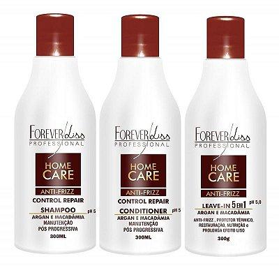 Forever Liss Home Care - Kit Manutenção Diária